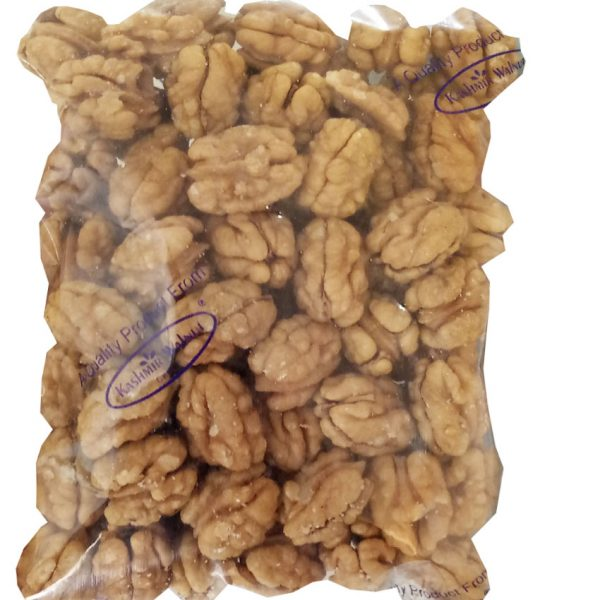 Organic Whole Walnuts Kernels - Gola Top Quality 250 gms