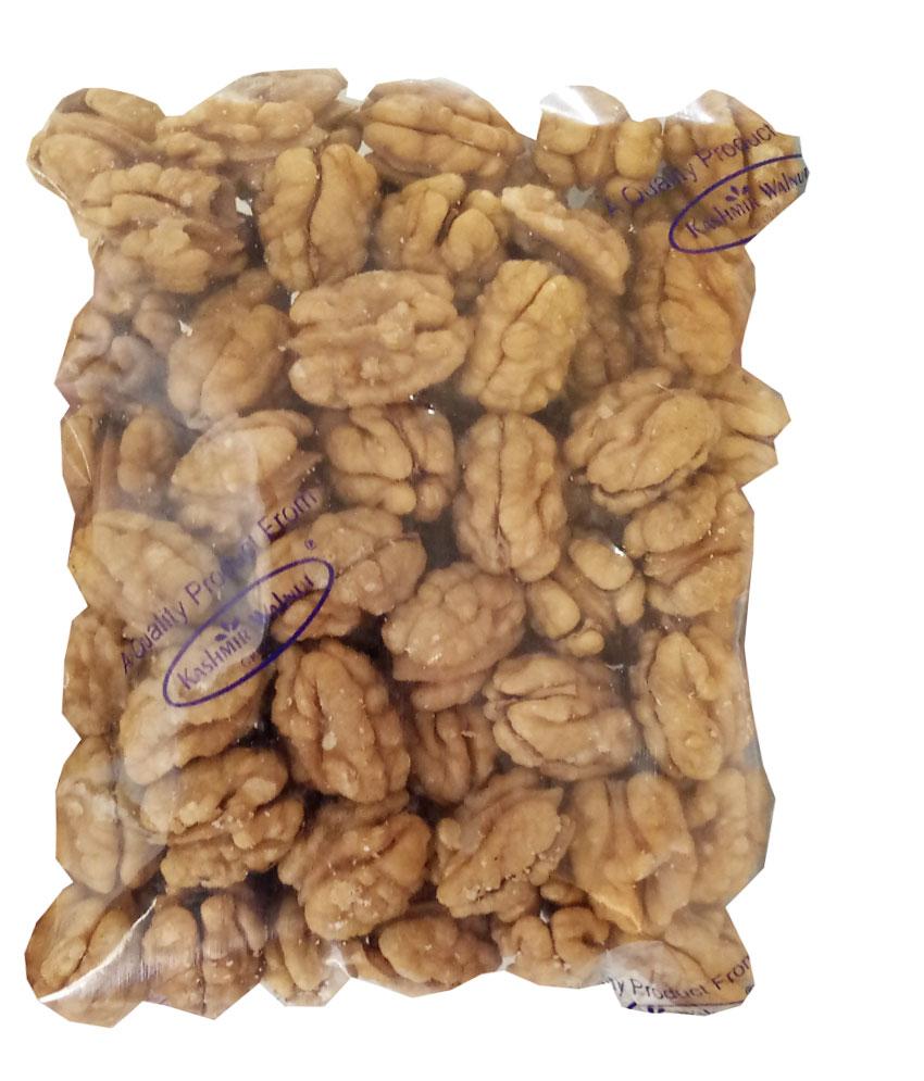 Organic Whole Walnuts Kernels - Gola Top Quality 250 gms