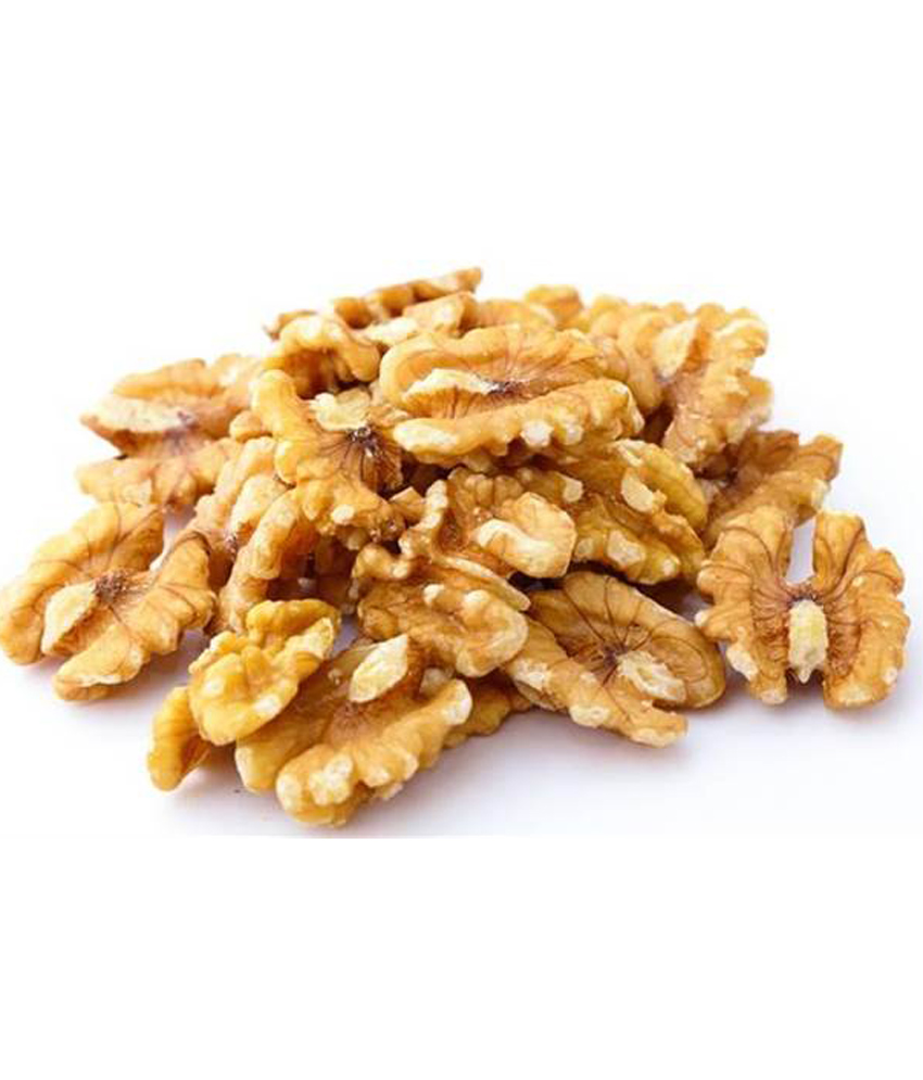 Go California Premium/Halves Walnut 500 gm(250gm X 2)-Without Shell.