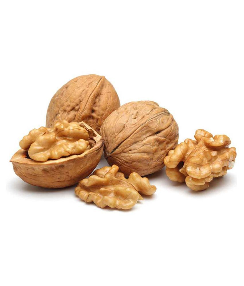 Yaahoo California Walnuts (Soft Shell) 500 Gm