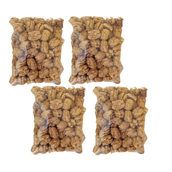 Organic Whole Walnuts Kernels – Gola Top Quality (250gms X 4) 1 kg