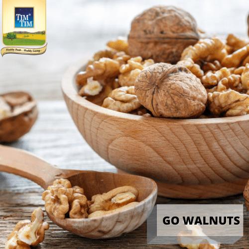 Go Walnuts