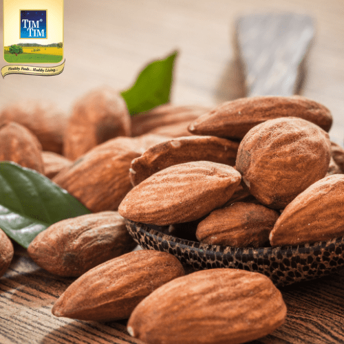 Almonds (बादाम)